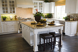 Alabama Granite kitchen - Alexandria Alexandria